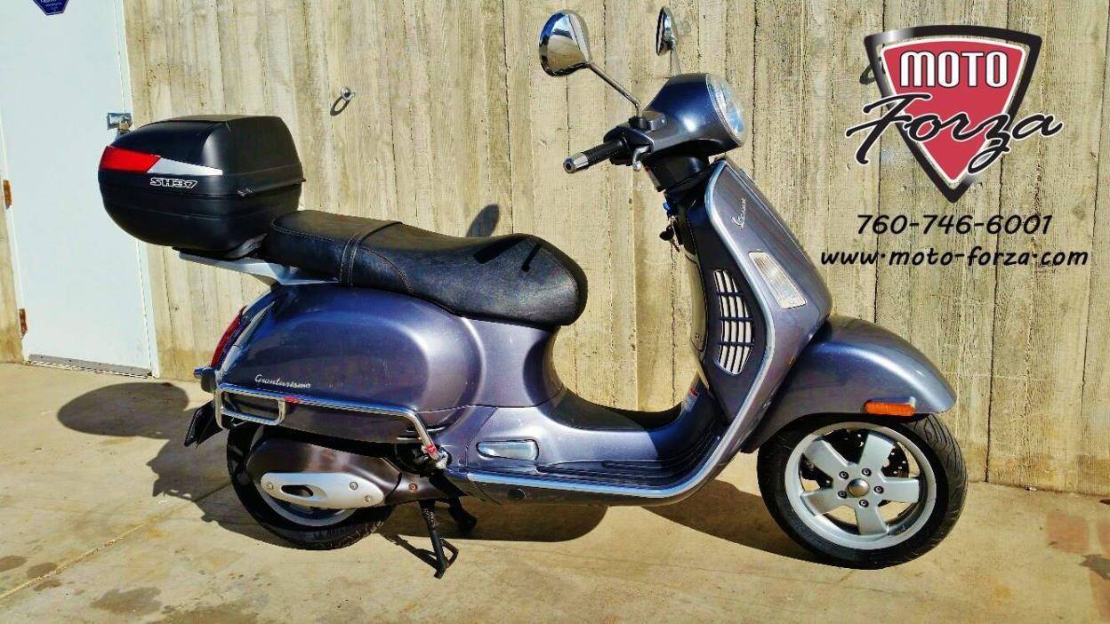 vespa granturismo 200 motorcycles for sale. Black Bedroom Furniture Sets. Home Design Ideas