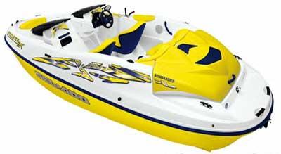 2000 Sea-Doo Speedster SK