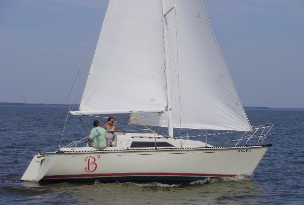 1989 C & C Yachts WAVE 26