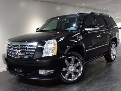2009 Cadillac Escalade AWD 4dr 2009 CADILLAC ESCALADE AWD NAV REAR-CAM A/C&HEATED-SEATS DVD-PKG 22-WHLS 1-OWNER