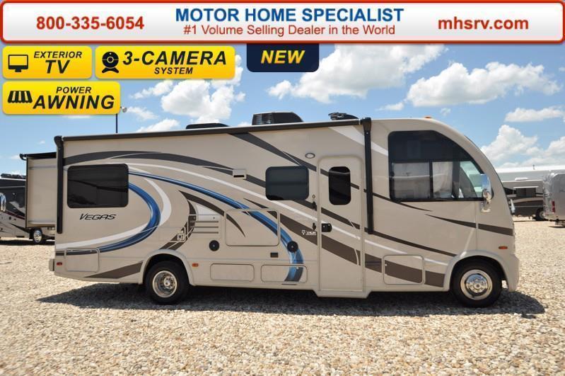 Thor motor coach vegas 25 2 w slide 15 0 btu a c rvs for sale for Thor motor coach vegas for sale