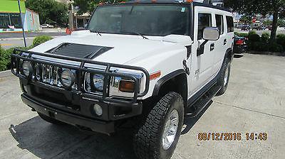 2003 Hummer H2  2003 Hummer H2