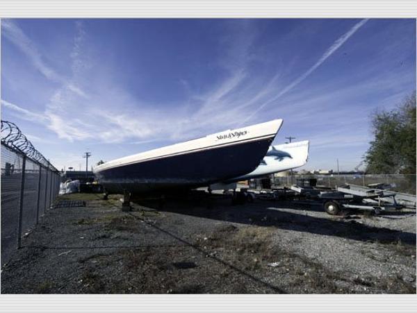 1994 Goetz Custom Sail #34