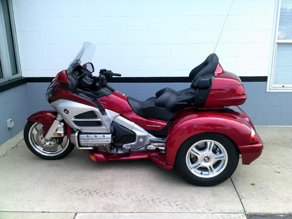 2012 Champion Trikes Honda GL 1800 (2012 - Up)