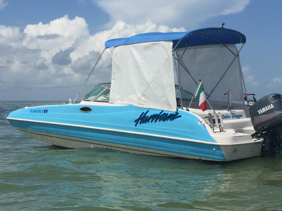Hurricane sun deck 237 boats for sale for Hurricane sundeck for sale
