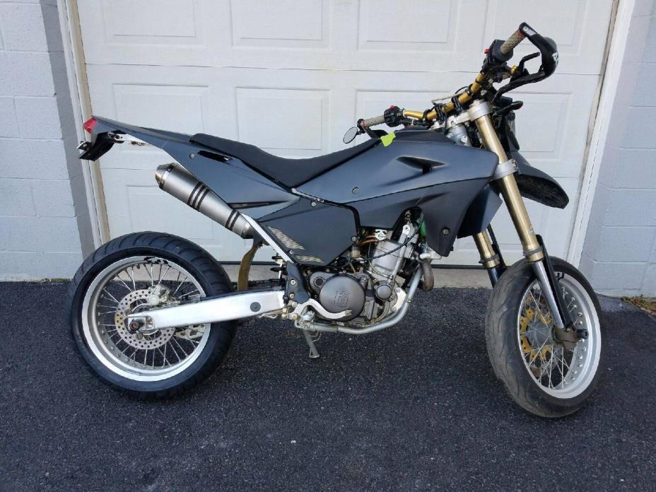 2006 husqvarna 610 motorcycles for sale. Black Bedroom Furniture Sets. Home Design Ideas