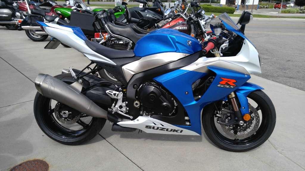 2009  Suzuki  GSX-R1000