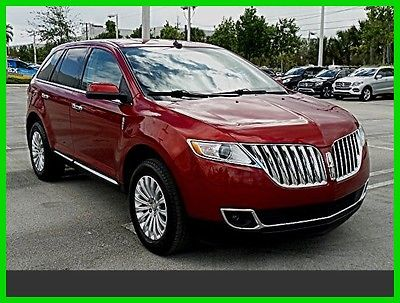 2014 Lincoln MKX  2014 Used 3.7L V6 24V Automatic Front Wheel Drive SUV
