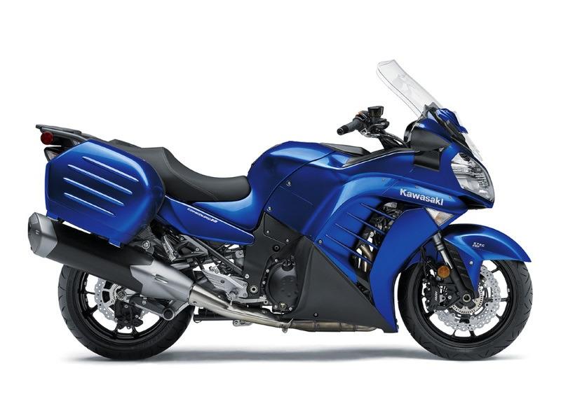 2017 Kawasaki Concours 14 ABS