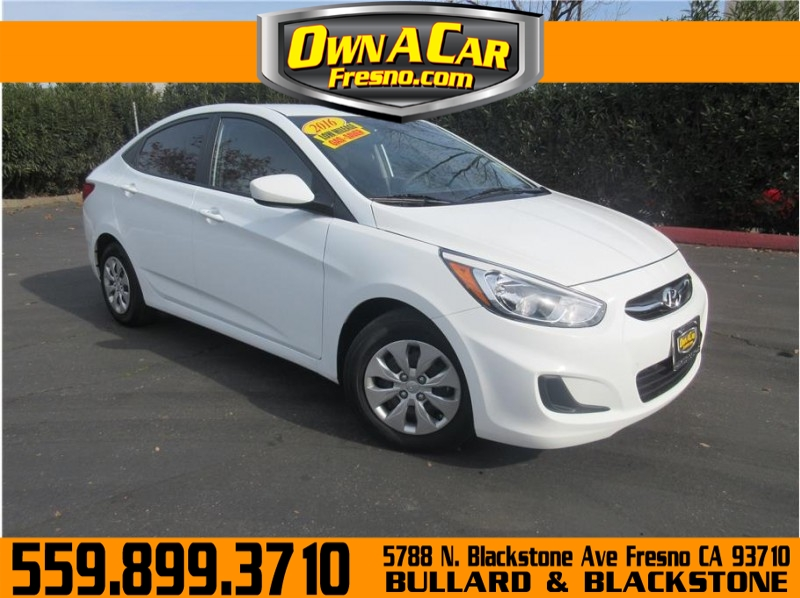 2016 Hyundai Accent SE Sedan 4D