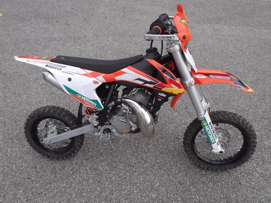 2016 KTM 50 SX