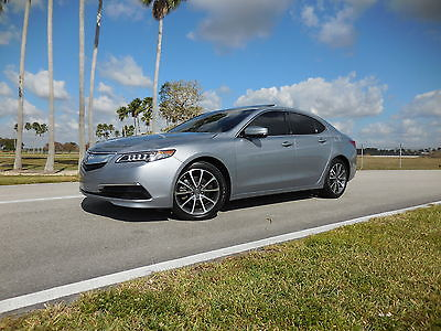 2015 Acura TLX Technology Package 4Door 2015 Acura TLX 3.5 V6 Technology Package