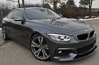 2015 BMW Other Base Coupe 2-Door 2015 BMW 428i RWD Coupe 2-Door 2.0L/HUB/Navi/Sunroof/Leather/20's/Xenon
