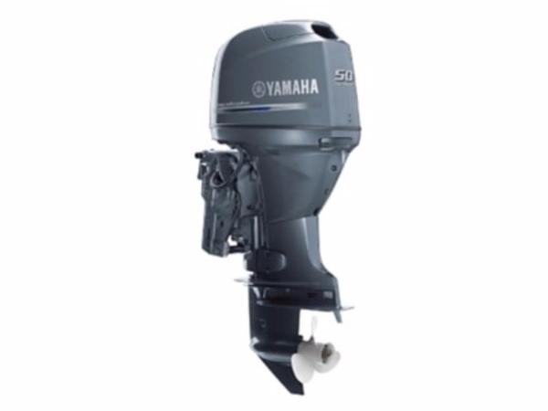 2016 Yamaha Marine F50LB