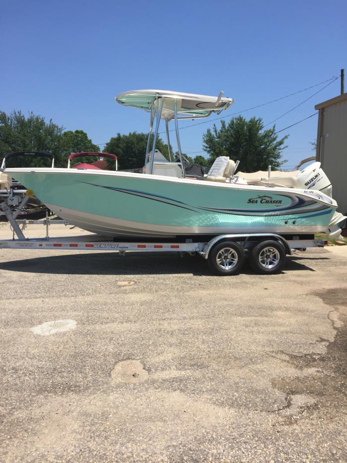 2016 Sea Chaser 20 HFC