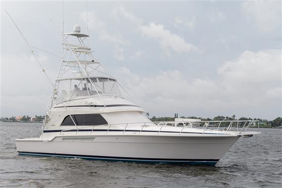 1999 Bertram Sport Fisherman