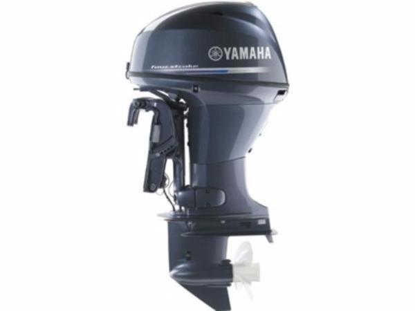 2016 Yamaha Marine F40LA