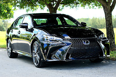 lexus gs 350 f sport cars for sale. Black Bedroom Furniture Sets. Home Design Ideas
