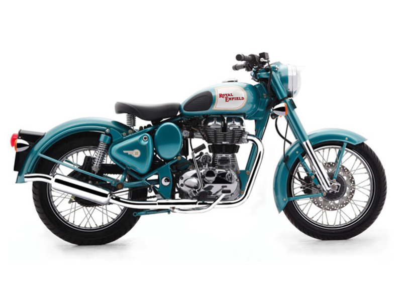 2012 Royal Enfield Bullet C5 Classic