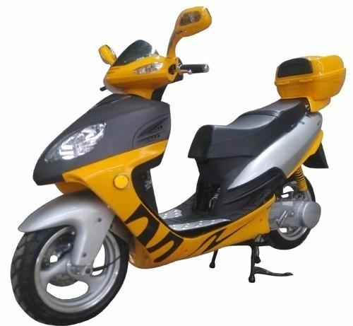 2016 Roketa 150cc 4 Stroke Air Cooled Moped Scooter - MC-04K-150