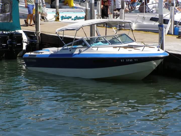 1989 Caravelle 187CC