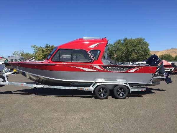 2016 Duckworth 235 Pacific Navigator