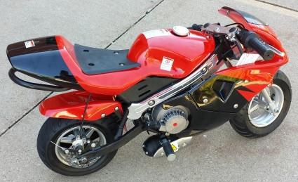2015 Tao Tao 49cc Ultimate Cobra Pocket Bike