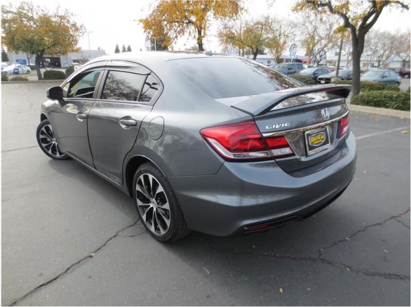 2013 honda civic 4d sedan si vehicles for sale. Black Bedroom Furniture Sets. Home Design Ideas