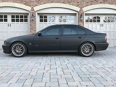 2003 BMW M5 Base Sedan 4-Door 2003 BMW M5 Base Sedan 4-Door 5.0L