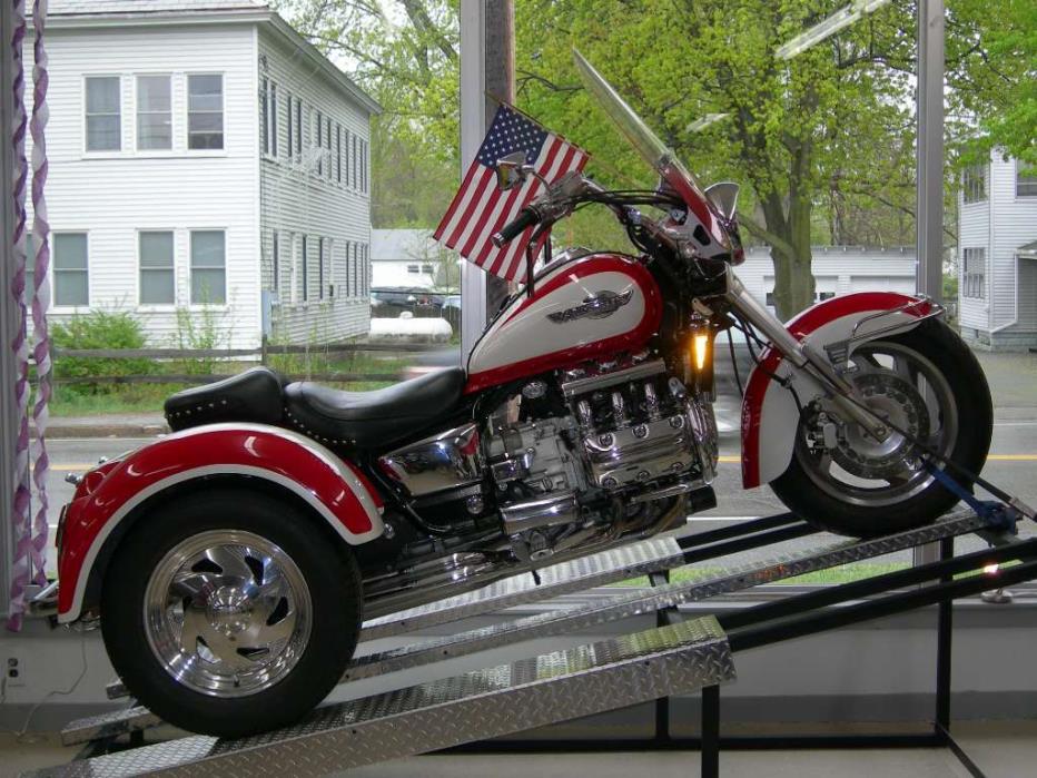 Motor Trike Gl1500 motorcycles for sale