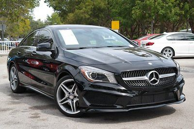 2014 Mercedes-Benz CLA-Class 2014 Sedan Used Intercooled Turbo Premium Unleaded I-4 2.0 L/121 Automatic FWD
