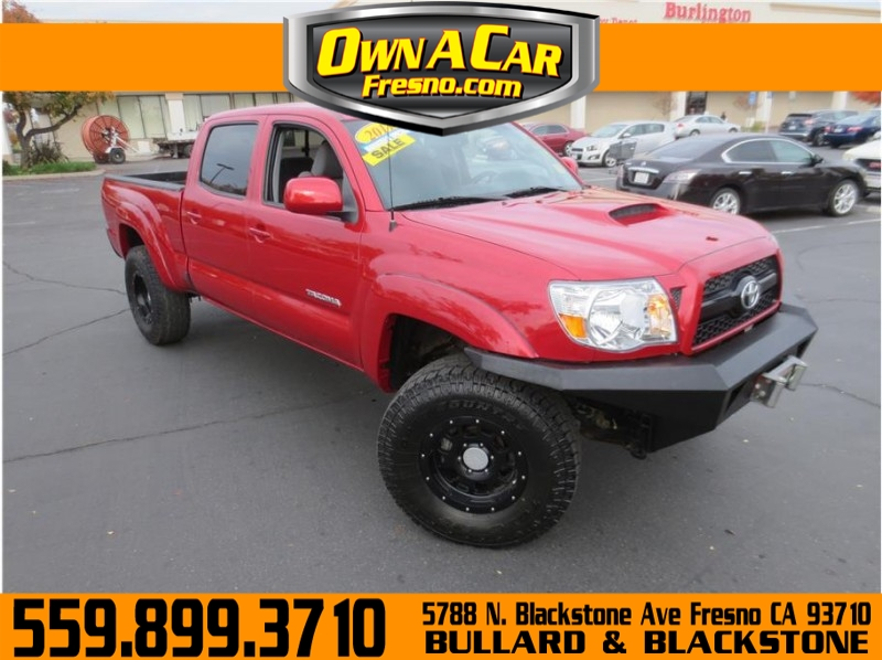 2011 Toyota Tacoma Double Cab Pickup 4D 6 ft