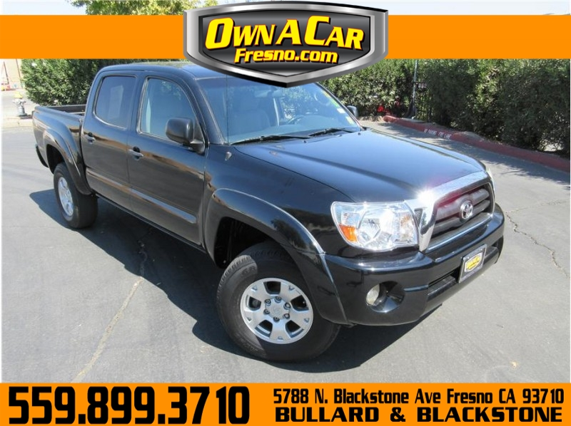 2005 Toyota Tacoma Double Cab PreRunner Pickup 4D 5 ft
