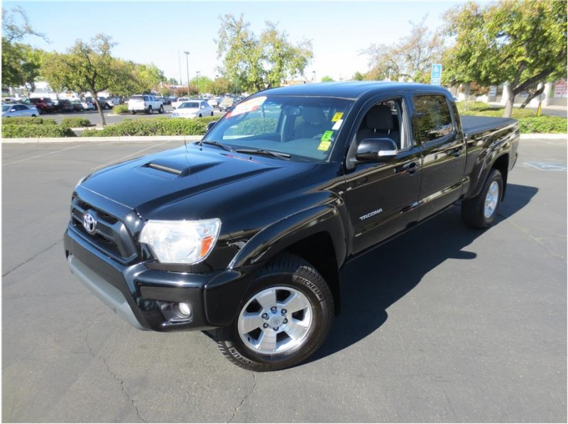 2013 Toyota Tacoma Double Cab Pickup 4D 6 ft