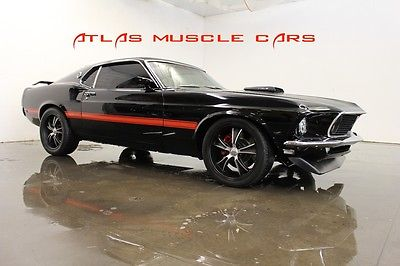 1969 Ford Mustang Mach I 351W 5 speed Tremec AC disc brakes 1969 Mustang fastback Mach I 351W 5 speed Tremec Dakota gauges disc brakes AC