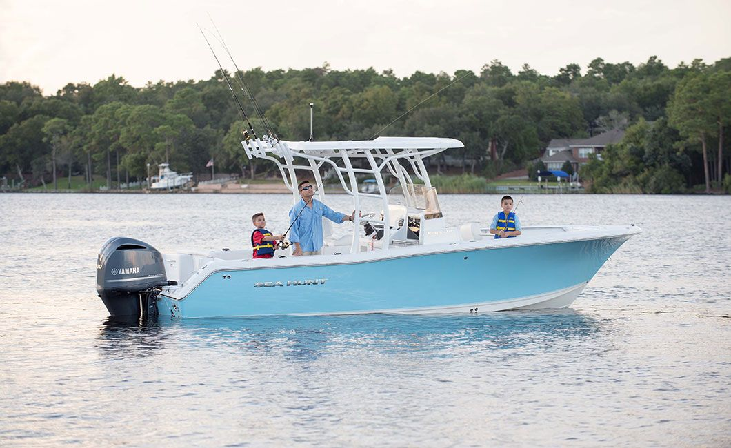 Sea Hunt Boats For Sale In Destin Florida