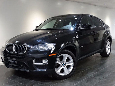 2013 BMW X6 xDrive35i 2013 BMW X6 xDRIVE35i NAV REAR-CAMERA PREMIUM-PKG HEATED-SEATS XENONS MSRP$63k