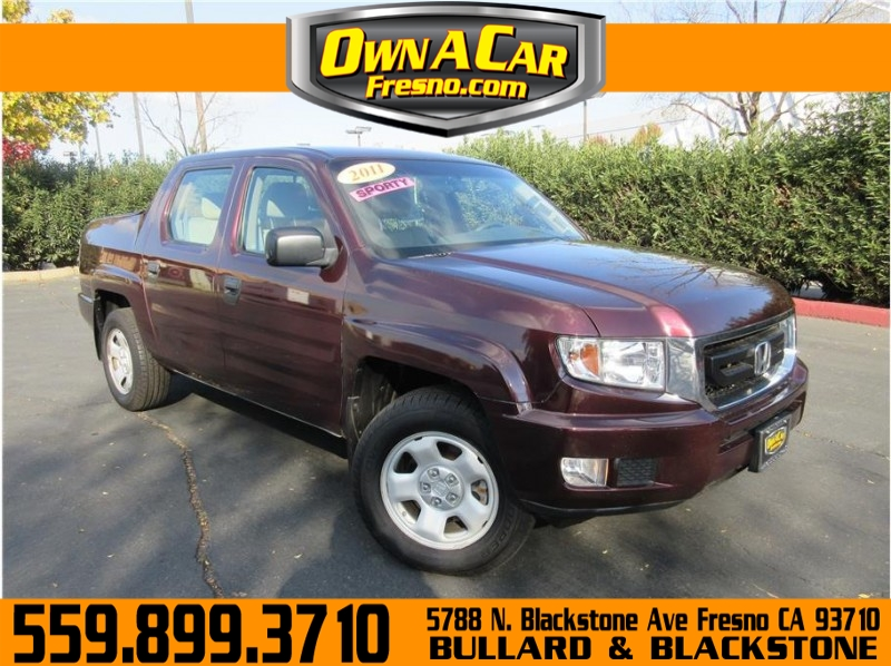 2011 Honda Ridgeline RT Pickup 4D 5 ft