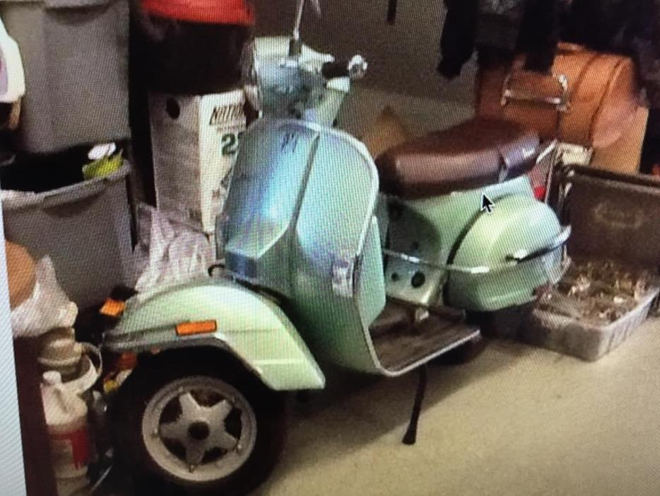 Vespa Px motorcycles for sale