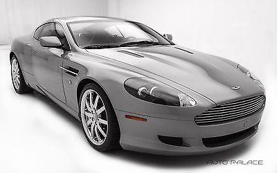 2005 Aston Martin DB9 -- 2005 Aston Martin DB9