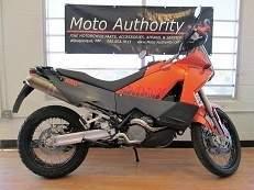 2007 KTM ADVENTURE 990