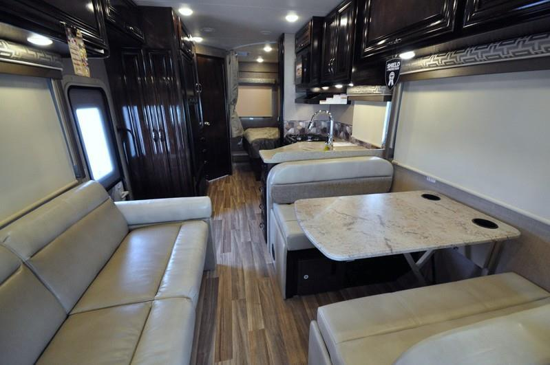 2017 Thor Motor Coach Quantum RS26 RV for Sale at MHSRV W/Hard