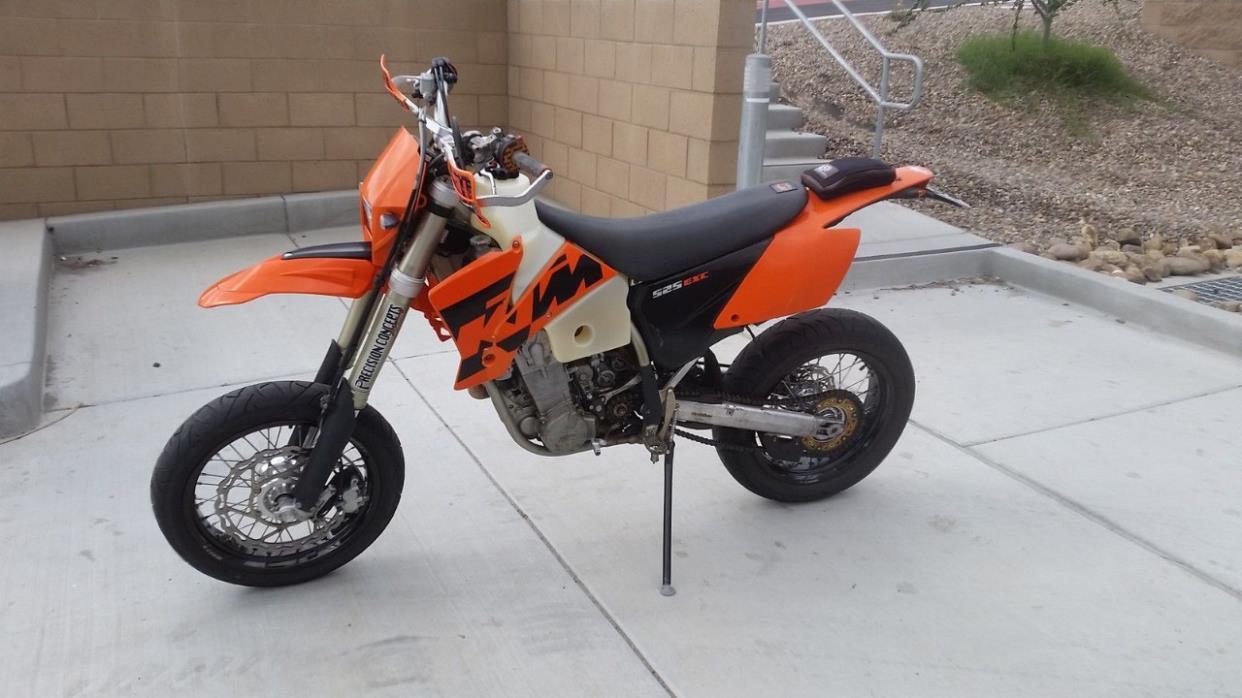 ktm 525 xc motorcycles for sale. Black Bedroom Furniture Sets. Home Design Ideas