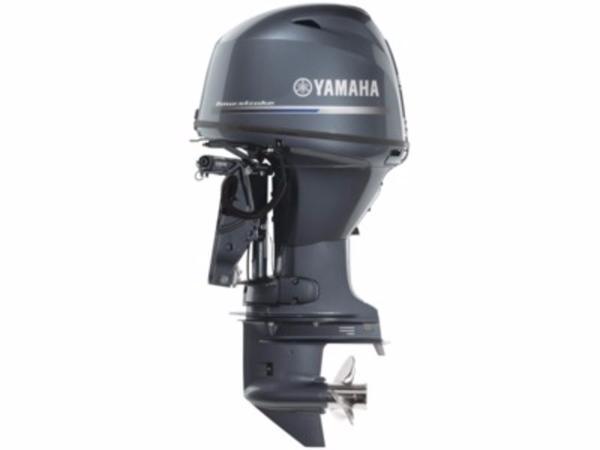 2016 Yamaha Marine F60LB