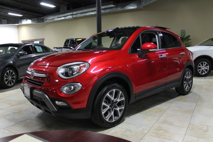 2016 FIAT 500X Trekking/LEATHER/PANORAMIC ROOF/NAVIGATION