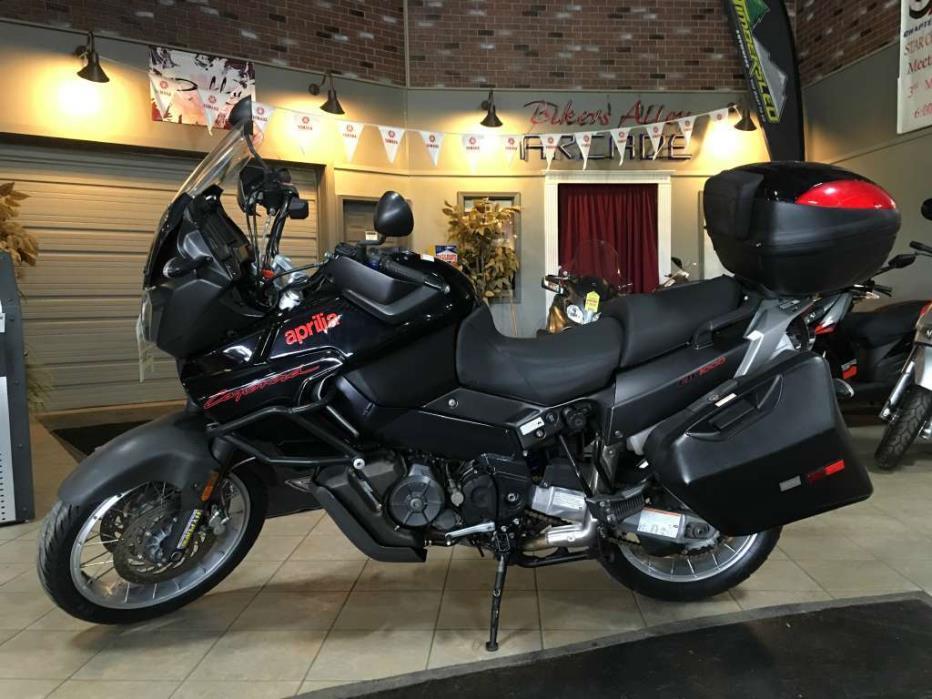 aprilia etv 1000 caponord motorcycles for sale. Black Bedroom Furniture Sets. Home Design Ideas