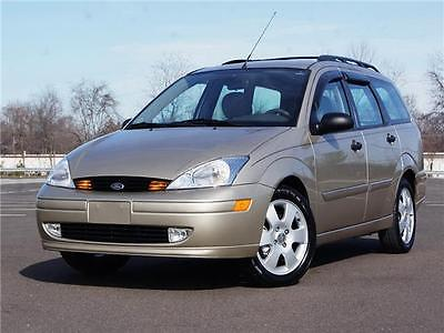 2002 Ford Focus ZTS Wagon ONLY 23K MILES LEATHER MOONROOF ZTS WAGON RUNS & DRIVES GREAT