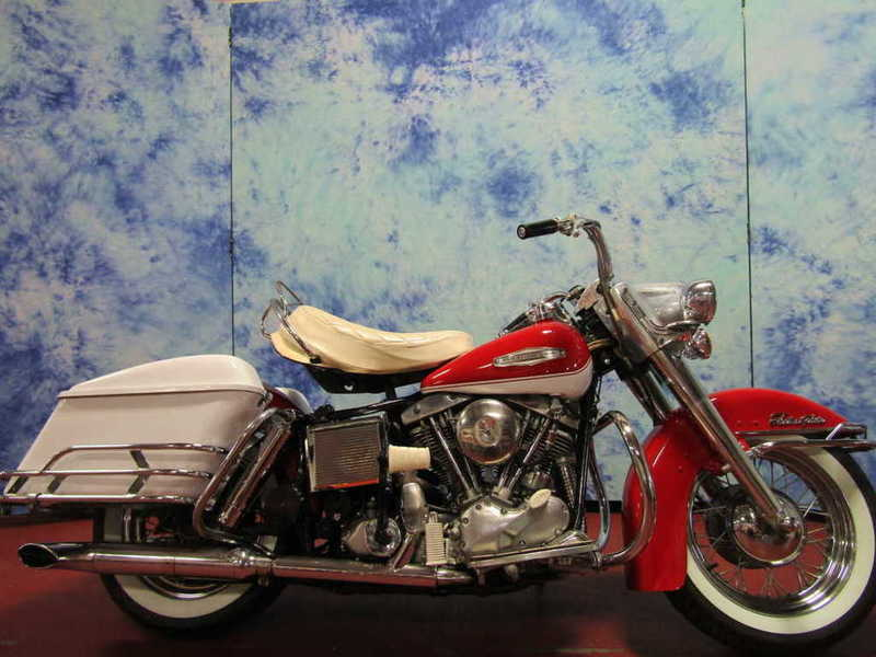 1966 Flh Harley Motorcycles for sale