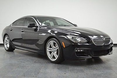 2013 BMW 6-Series 650i Gran Coupe M Sport Package 2013 BMW 6 Series, with 45,354 Miles available now!