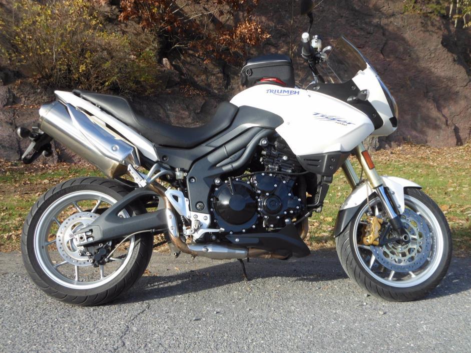 2007 triumph tiger 1050 motorcycles for sale. Black Bedroom Furniture Sets. Home Design Ideas